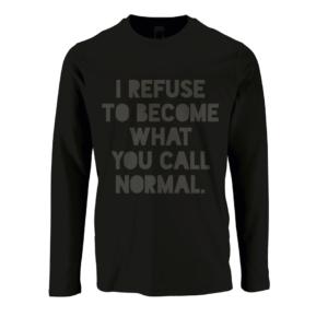 T-shirt μακρυμάνικο