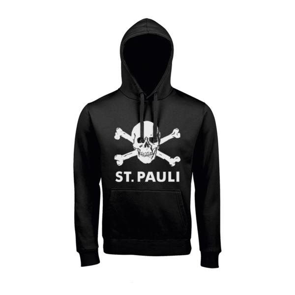 Φούτερ με κουκούλα St. Pauli