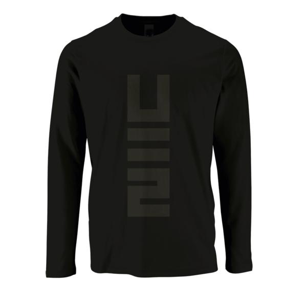 T-shirt U2 μακρυμάνικο
