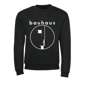 Bauhaus μπλούζα φούτερ